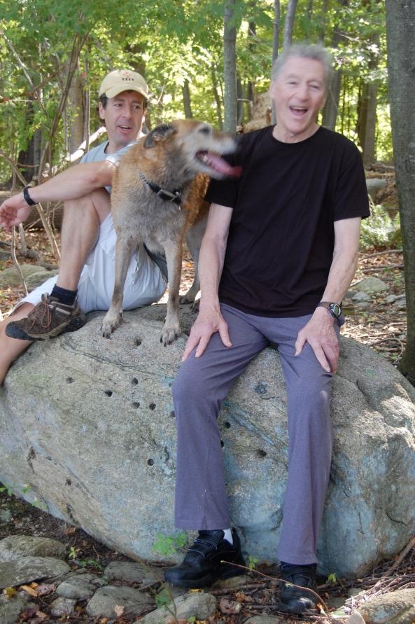 Dad, Mike & Mel